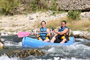Canoe activité